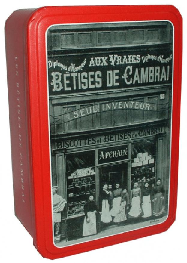 Boîte collection Bêtises de Cambrai Afchain
